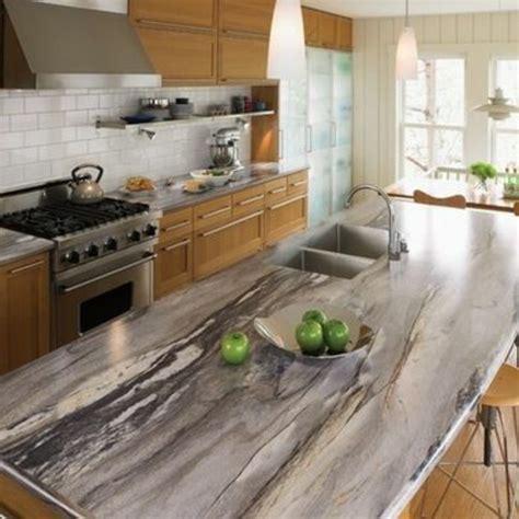marmor arbeitsplatte ideen fuer bessere kuechen gestaltung