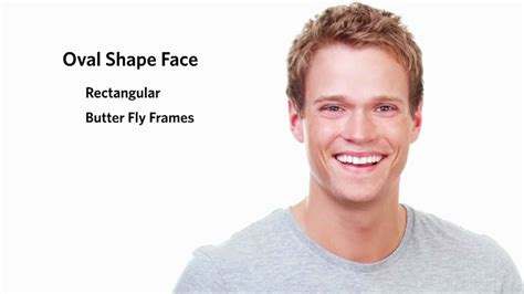 20 top gallery of oval frames for an oval face shape male youtube
