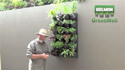 holman greenwall creating  vertical  horizontal