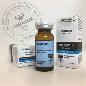 Buy Sustanon  Testosterone Mix  - Hilma Biocare