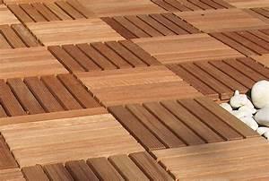 Bois De Terrasse : poser des caillebotis en bois sur plots r glables blog terrasse bois ~ Preciouscoupons.com Idées de Décoration