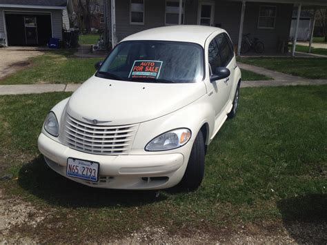2004 Chrysler Pt Cruiser Reviews by 2004 Chrysler Pt Cruiser Overview Cargurus