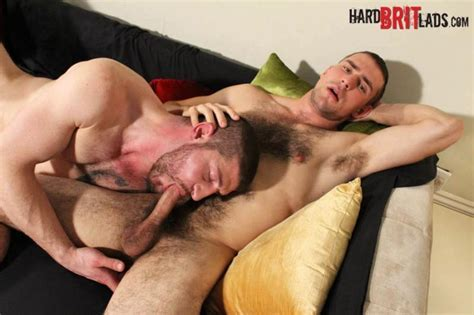 Jeff Stronger And Guy Rogers Hard Brit Lads Bananaguide