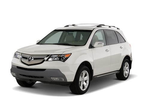 2007 Acura Mdx Reviews And Rating  Motor Trend