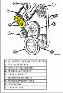 2005 Dodge Durango 4 7 Belt Diagram