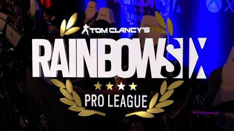 tom clancy rainbow  siege esl pro league game elevate