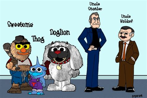New Muppet Babies 03 By Gonzocartooncompany On Deviantart