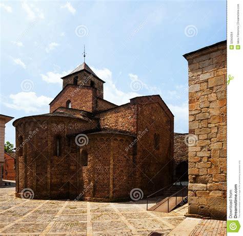 sofa la seu d urgell medieval church at la seu d urgell stock images image