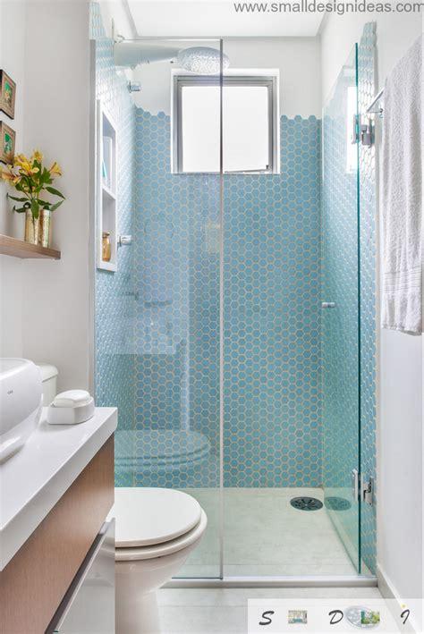 mosaic bathroom tile ideas small bathroom design ideas of neat blue mosaic