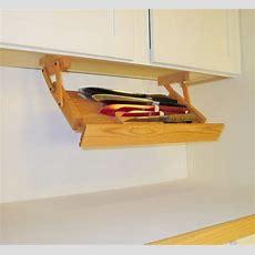Under Cabinet Knife Rack By Ultimate Kitchen Storage