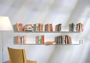 étagères Murales Design : tag re murale design mauro canfori ~ Teatrodelosmanantiales.com Idées de Décoration