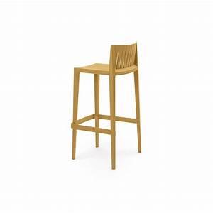 Tabouret De Bar Empilable : chaise de bar empilable avec assise haute spritz 97 tabouret haut ~ Teatrodelosmanantiales.com Idées de Décoration