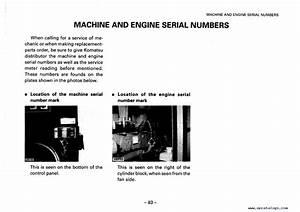 Komatsu Generator Eg150