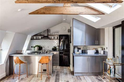 attic kitchen ideas 100 awesome industrial kitchen ideas