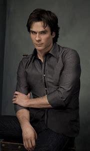 Damon Salvatore - Photoshoot (HQ) - The Vampire Diaries TV ...