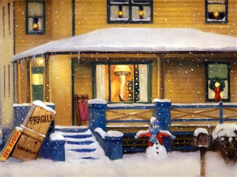 led lights  shipping christmas gift wall art canvas