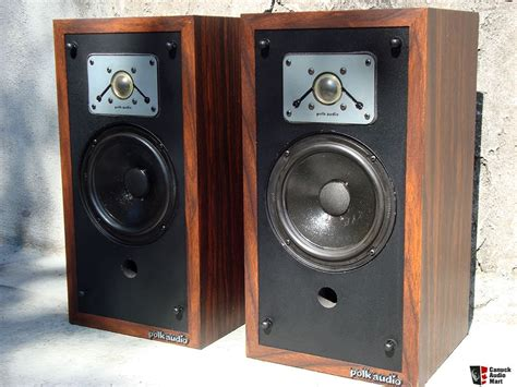 polk audio bookshelf speakers polk audio monitor 5jr bookshelf speakers photo 1288700