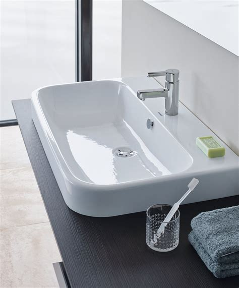 happy d 2 countertop washbasin by duravit design sieger design