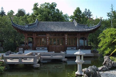 Chinesischer Garten Stuttgart Iii Foto & Bild Landschaft
