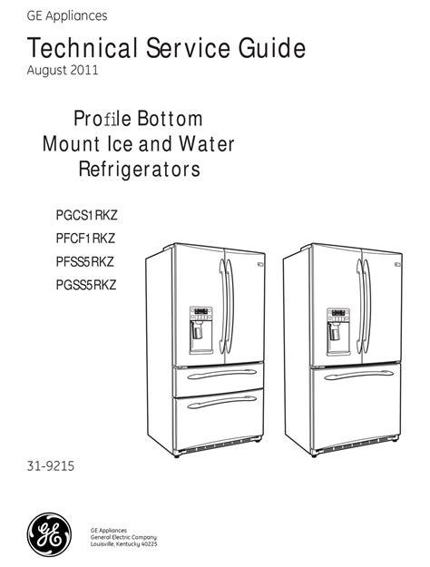 ge refrigerator ice maker wiring diagram  style guru fashion glitz glamour style unplugged