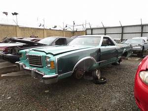 1979 Ford Ranchero Production Numbers