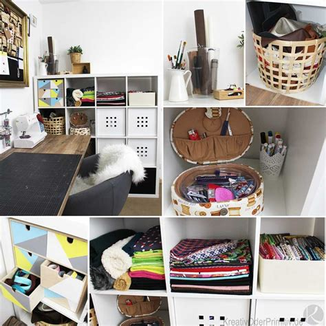 Arbeitszimmer Bei Ikea by Diy Craftroom Craft Sewing N 228 Hzimmer N 228 Hecke Ikea