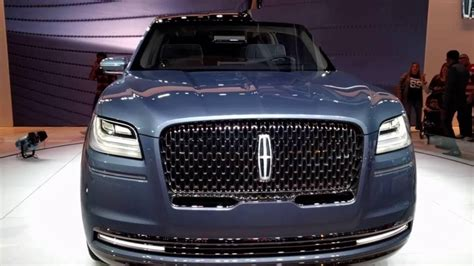 2019 Lincoln Navigator Mks Design And Specs  Ford Fans