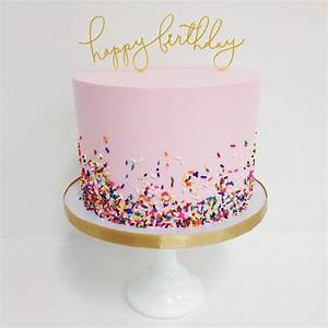 easy girl birthday cake ideas best 25 simple birthday