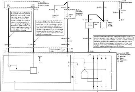 ford focus alternator magneti marelli 63321678 jakie diody prostownicze
