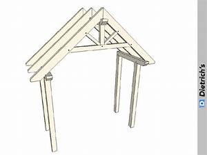 Vordächer Aus Holz Für Haustüren : vordach eisenwaren und baumaterialien einebinsenweisheit ~ Articles-book.com Haus und Dekorationen