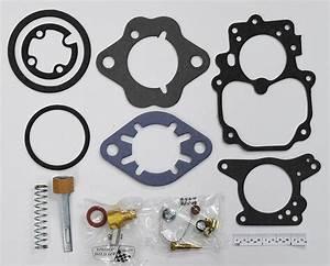 Ck5401 Carburetor Kit For Carter Bbs