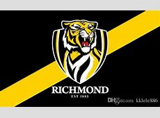 Online Cheap Richmond Tigers Flag 90 X 150 Cm Polyester