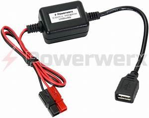 Usbbuddy  Portable Powerpole  12v  To Usb  5v  Converter