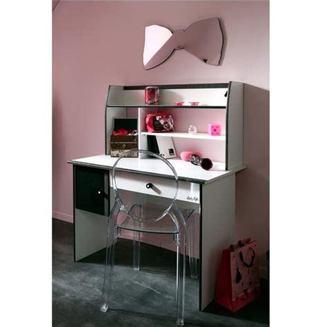 Pretty Bureau Blancnoir  Achat  Vente Bureau Pretty