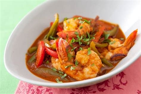 recette de tajine de crevettes piri piri tomates et
