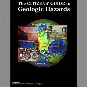 Mi-57 The Citizens U0026 39  Guide To Geologic Hazards
