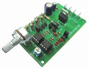 Simple Dc Motor Speed Controller Circuit Electronic