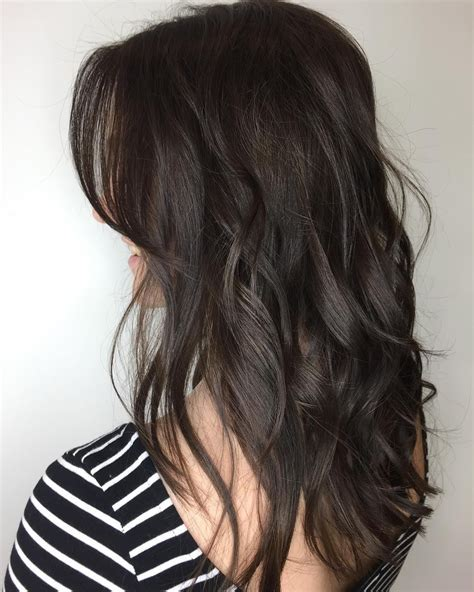 Rich Espresso Brown Hair by Espresso Rich Espresso Locks Color Davines