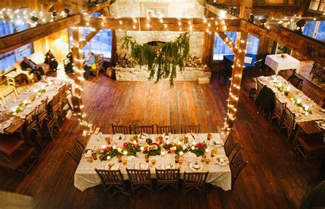 thorpewood lodge reception setup wedding venue