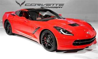 2017 chevy corvette stingray release date top speed 0 60