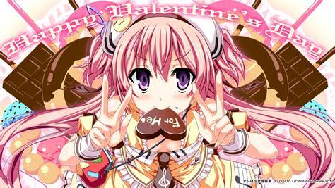 how to make s day chocolate like an anime