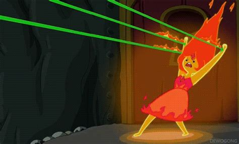 Adventure Time Gifs And Randomness, Flame