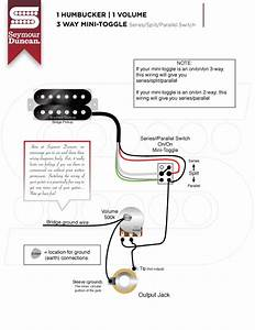 Diagram  1 Volume 1 Tone 2 Humbucking 3 Way Switch Emg Wiring Diagram Full Version Hd Quality
