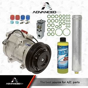 Ac A  C Compressor Kit Fits  2003