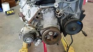2010 Camaro 6 2l Water Pump In A 2002 5 3l