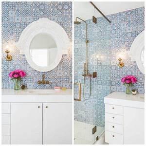 Deco salle de bain design quelles sont les tendances for Salle de bain design avec liège décoration murale