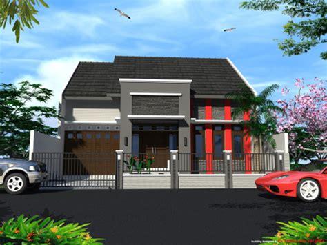 model rumah minimalis  lantai terbaru