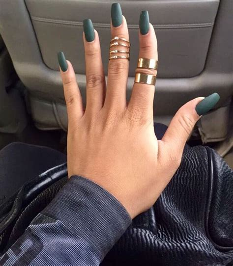 casket nails  day  night outs casket nail designs