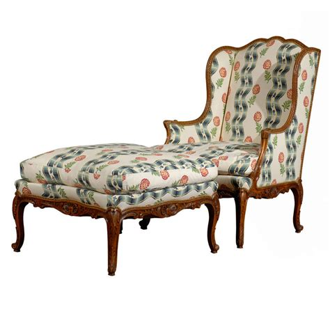 wing chair item number antique wing chair stool