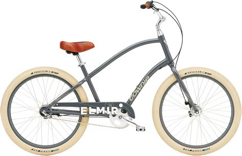Велосипед Electra Townie Balloon 3i Men's Slate 26